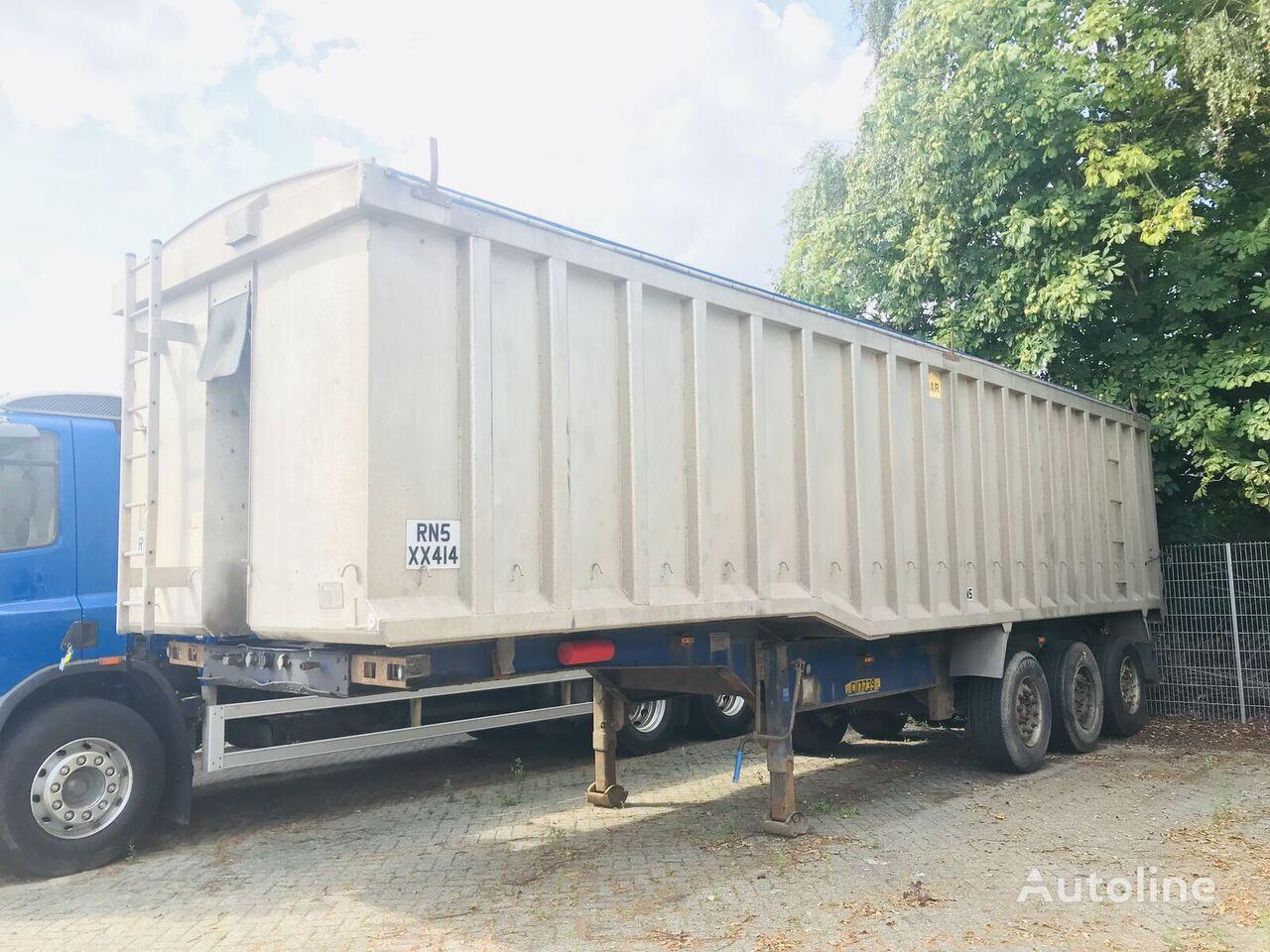 WILCOX Getreidetransporter Auflieger