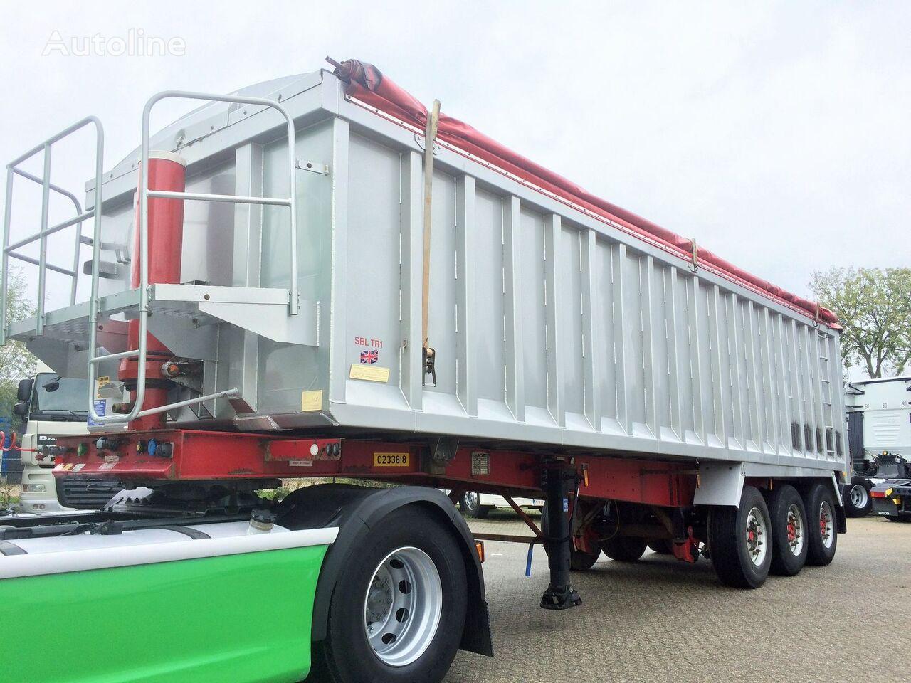 Weightlifter 47m3 ALU/STEEL Getreidetransporter Auflieger