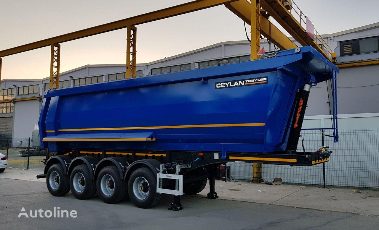 neuer CEYLAN 35-40 M3 Made for Africa Kippauflieger