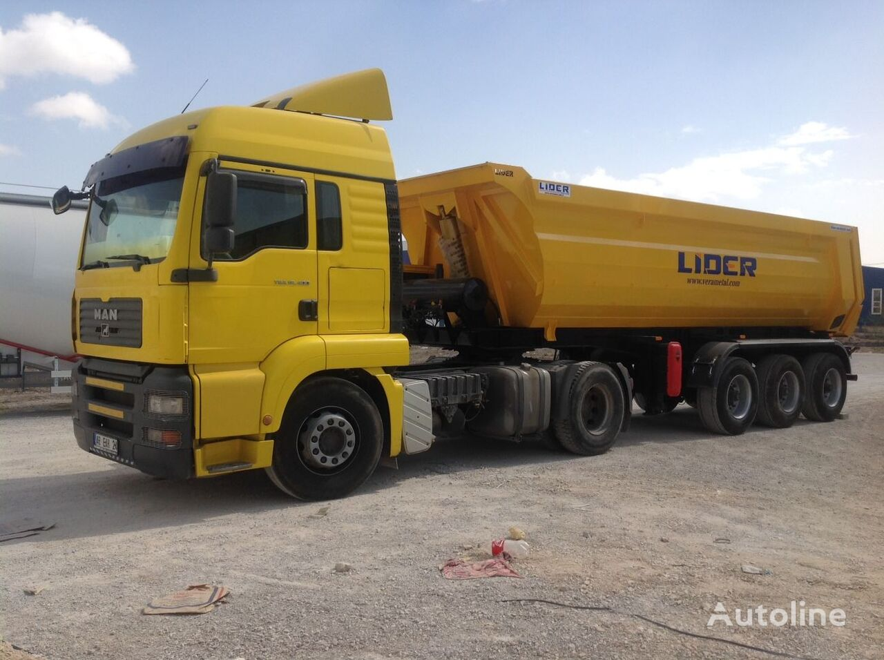 neuer LIDER 2019 NEW DIRECTLY FROM MANUFACTURER COMPANY AVAILABLE IN STOCK Kippauflieger