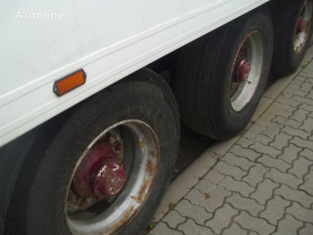 LECI TRAILER srp3 Kühlkoffer Auflieger