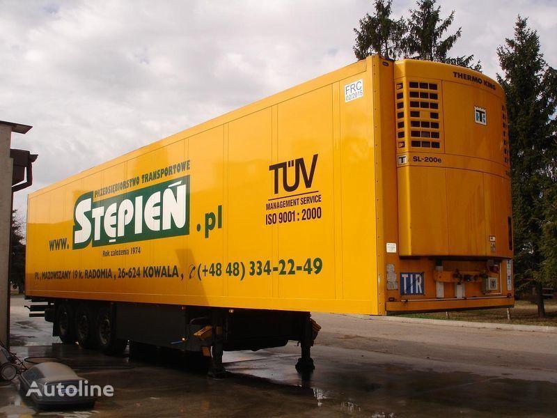 SCHMITZ SKO 24 Kühlkoffer Auflieger