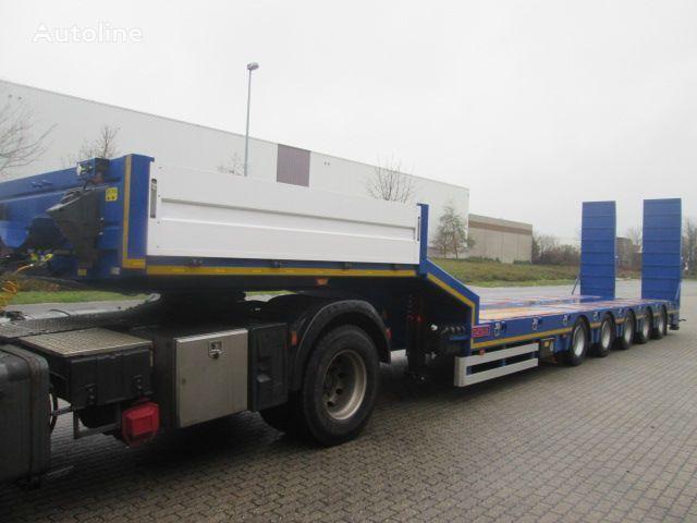 neuer OZGUL NSL 50 70 Ton (New) Tieflader Auflieger