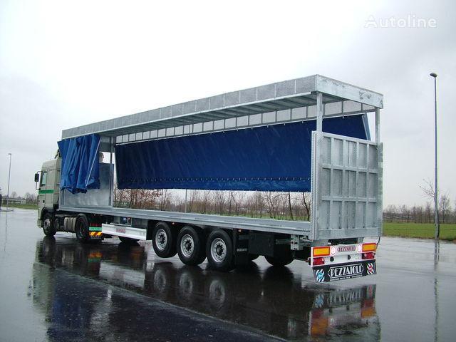 neuer PEZZAIOLI SCT63 Transport von Geflügel Auflieger