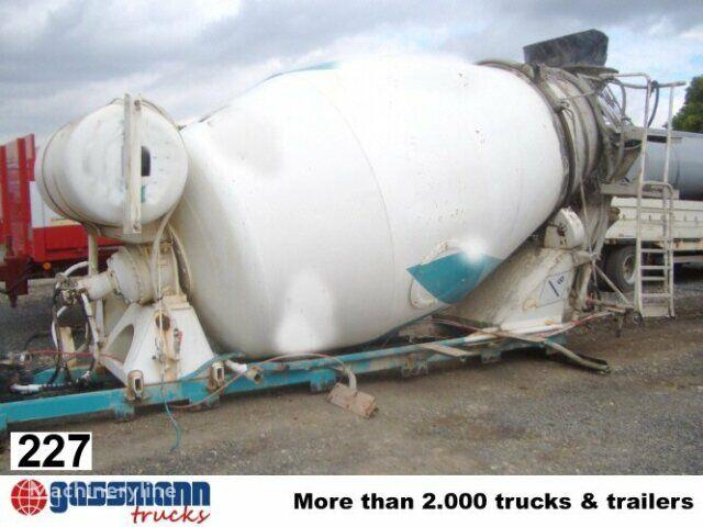 Andere Mischer ca. 7m³ mit hydr. Antrieb Betonmischtrommel