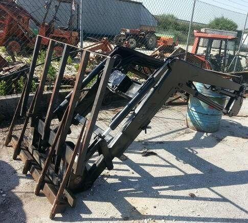 Carregador frontal para tractor agricola Frontlader