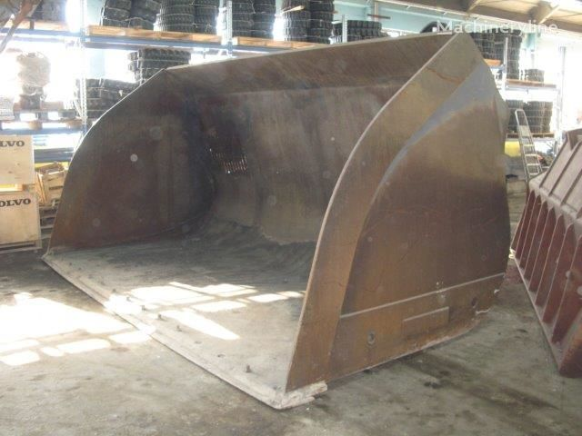 Light material bucket for coal Frontladerschaufel