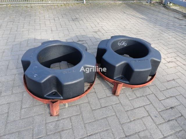 neues CASE IH Hinterradgewichte CNH 454 kg Gegengewicht