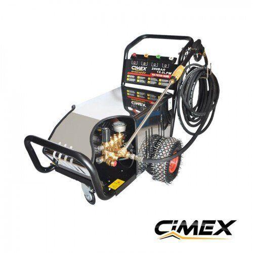 neuer CIMEX High Pressure washer WASH250 Hochdruckreiniger