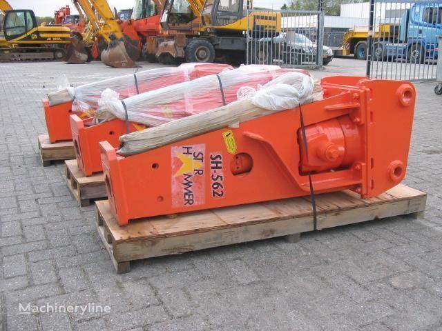 neuer STAR Hammer SH562 Hydraulikhammer