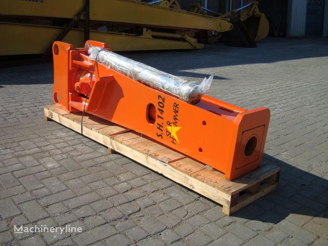 STAR Hammer SH 1402 Hydraulikhammer