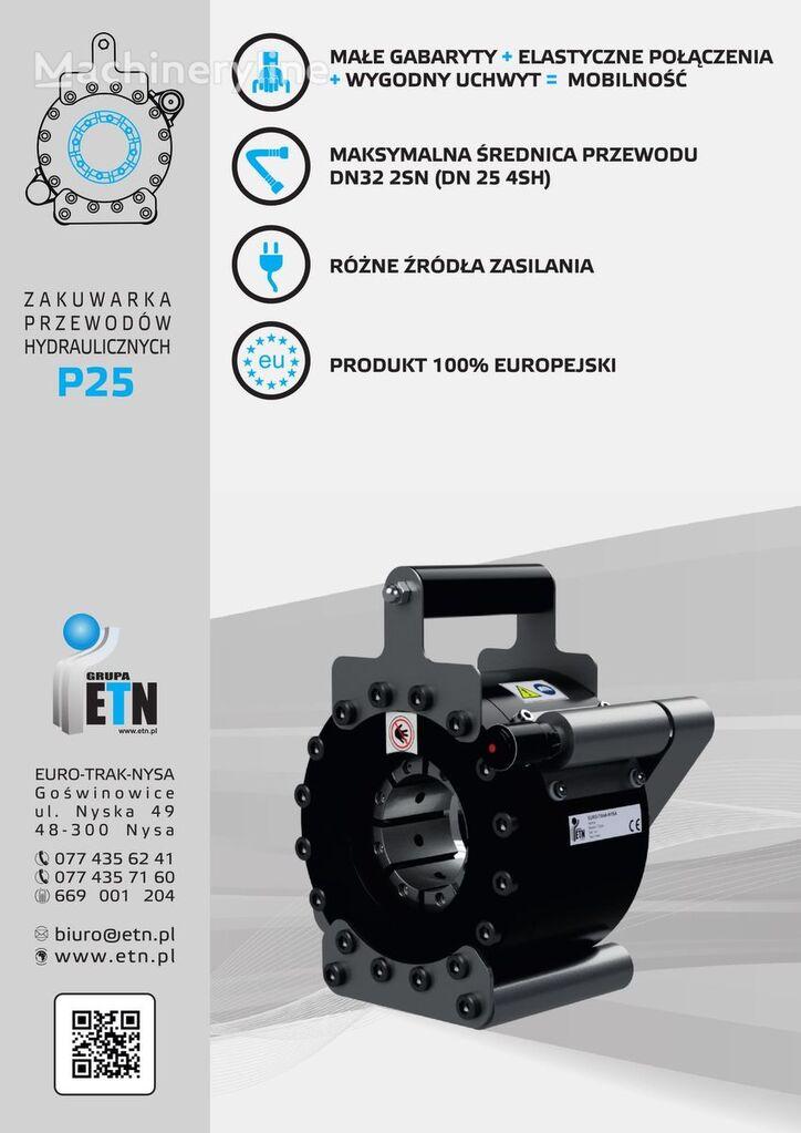 neues ZAKUWARKA P25 CRIMPING MACHINE P25 KFZ-Werkzeug