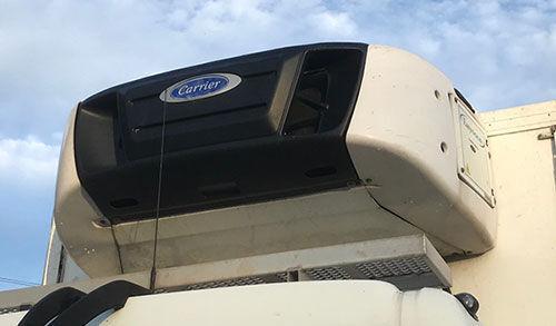 CARRIER - SUPRA 750 Kühlaggregat