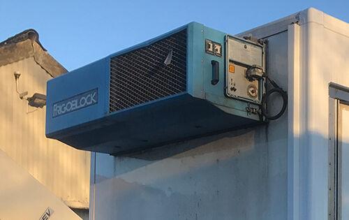 FRIGOBLOCK Kühlaggregat