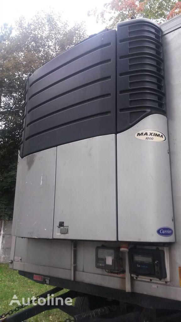 CARRIER Kühlanlage für Ersatzteile