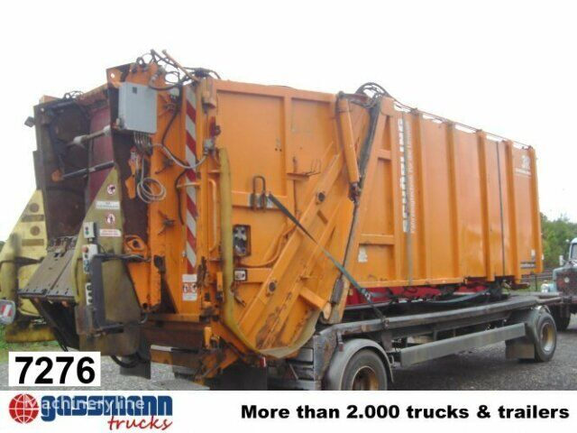 Andere 3 R Müllwagen-Aufbau