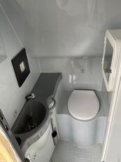 Toilette für Mercedes & Setra Toilette