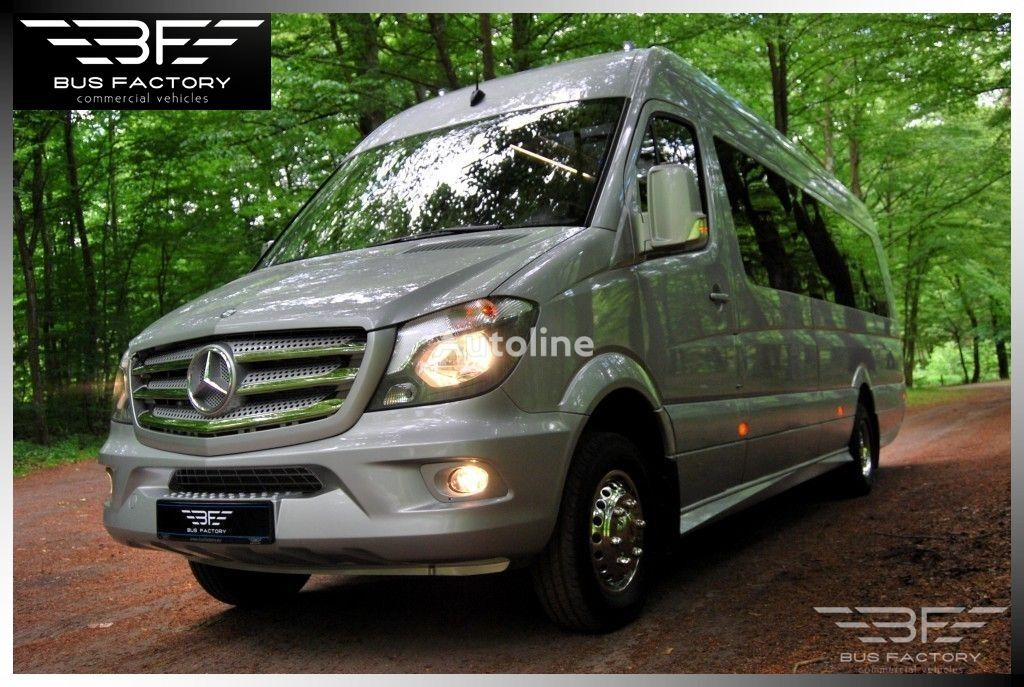 verkauf von neue mercedes benz sprinter 519 xxl tourist. Black Bedroom Furniture Sets. Home Design Ideas