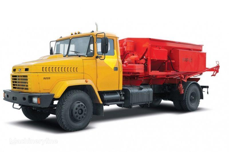 KRAZ 5233N2 UYaR-01  Andere Baumaschinen