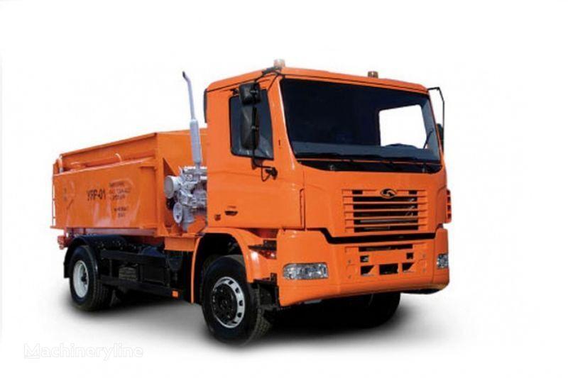 KRAZ N12.2-UYaR-01  Andere Baumaschinen