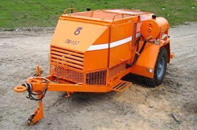 neue PM 107 Recikler asfaltobetona Andere Baumaschinen
