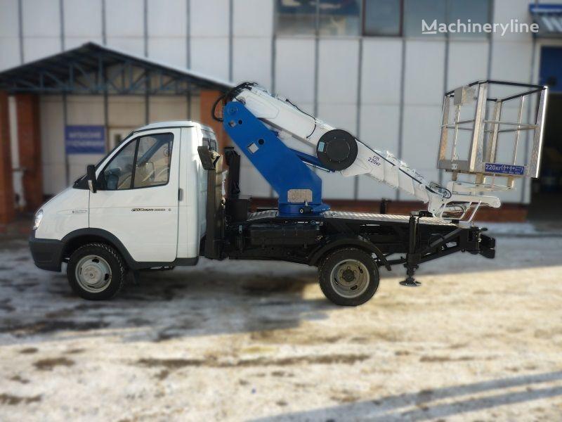 GAZ VIPO-12t na baze GAZEL Arbeitsbühne-LKW