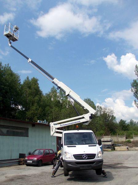 neuer TECCHIO  SAFI  - SCA22 Arbeitsbühne-LKW