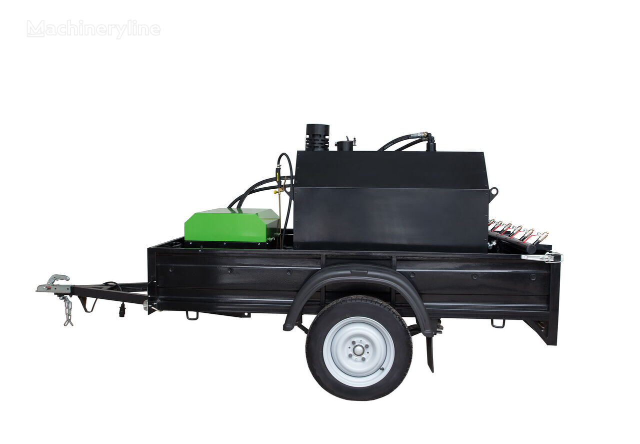 neuer Bitumen Sprayer BS-500 Asphaltkocher