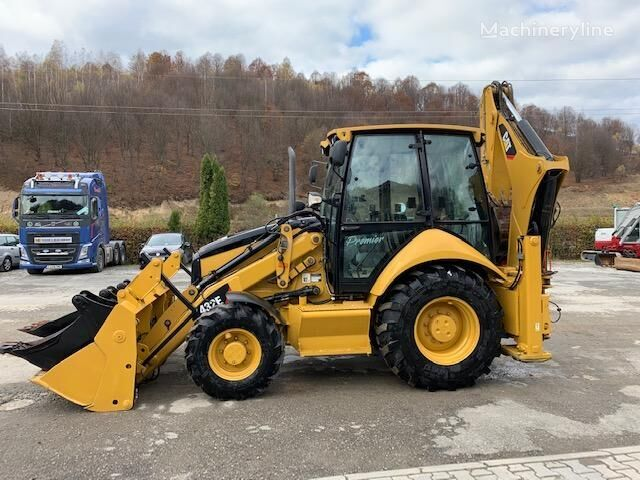 CATERPILLAR CAT 432 E Baggerlader