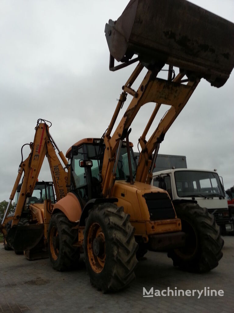 NEW HOLLAND 4PS Baggerlader