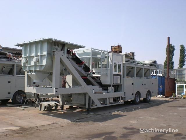 EUROMIX 75 Dynamik Betonmischanlage