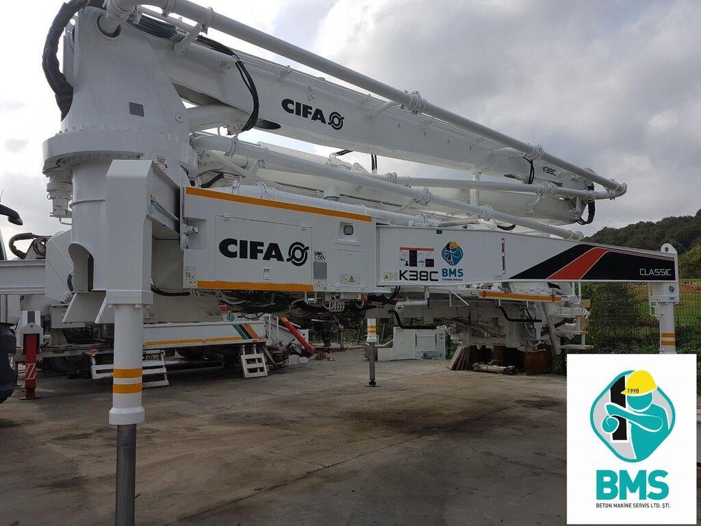 CIFA K 38 C Betonpumpe