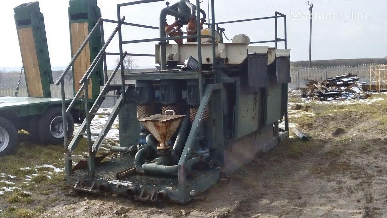 VERMEER  Mud recycling unit Basic Fabrication MCS 260 Bohrgerät