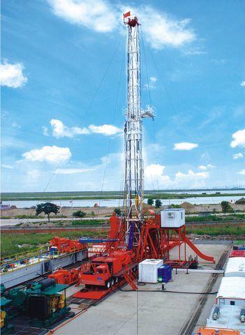 neues ZYT Petroleum ZJ40 Bohrgerät