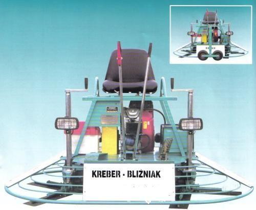 neuer KREBER K-436-2-T Blizniak Flügelglätter