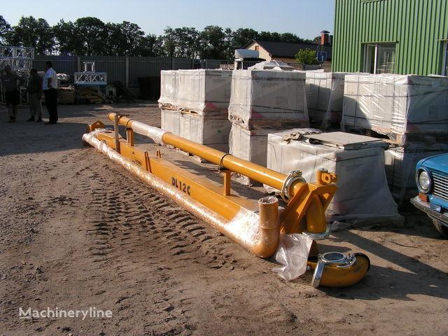 neuer Strela dlya podachi betona (betonorazdatchik). Italiya Gleitschalungsfertiger