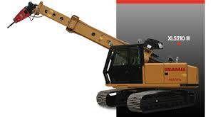 GRADALL XL 3210 4210 5210 3310 4310 5310 7320 Kettenbagger