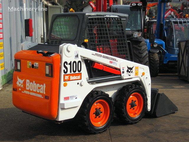 BOBCAT S 100 - 1.8t. / Zusatzhydraulik Kompaktlader
