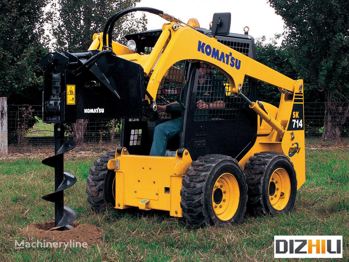neuer KOMATSU SK714-5 Kompaktlader