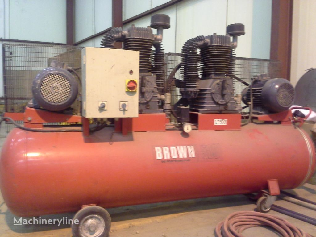 Diversen BROWN LT 500 Kompressor