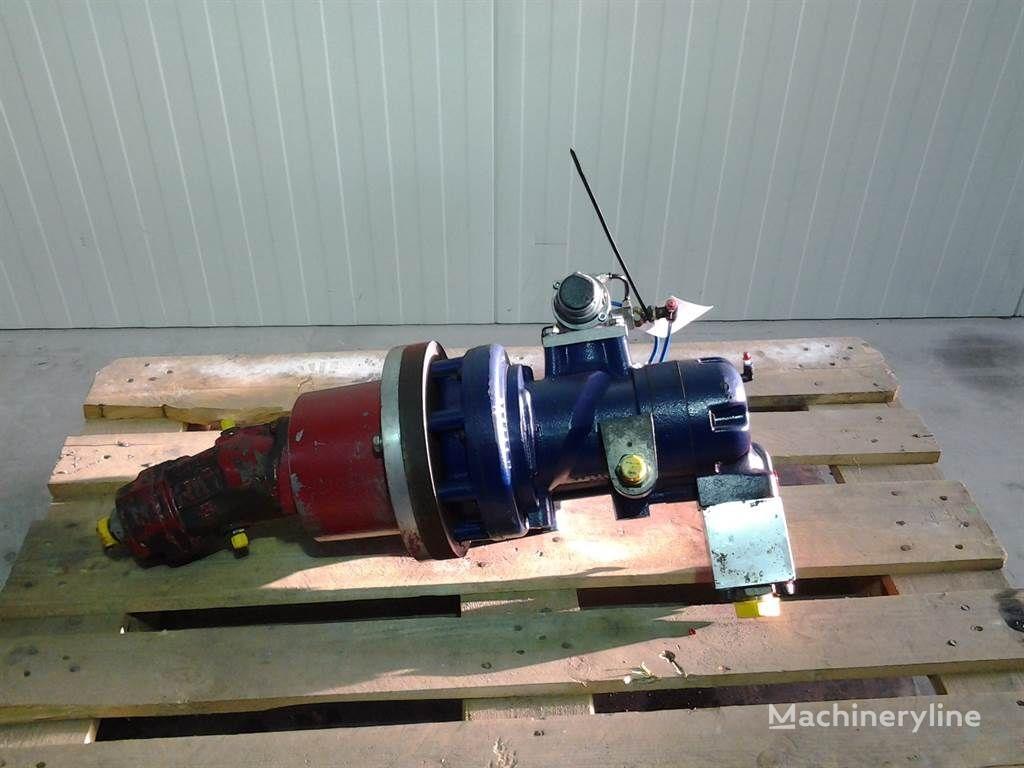 Onbekend TM.C. SCA9GR Kompressor