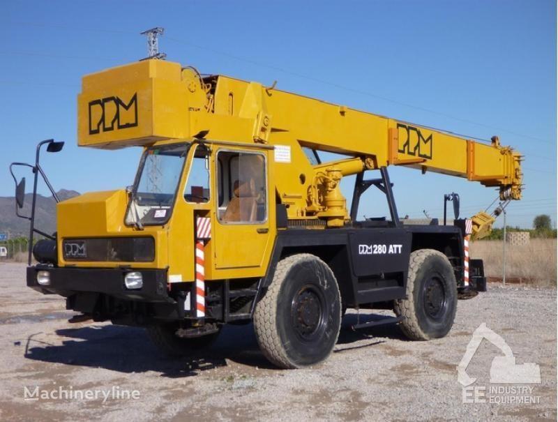 PPM 280 ATT Kranwagen