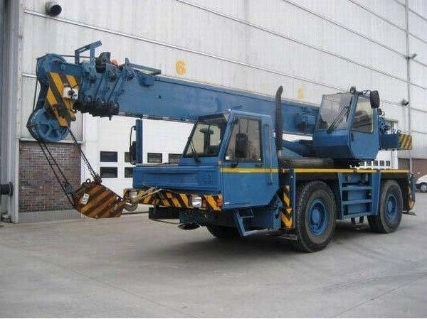 PPM ATT 400 Kranwagen