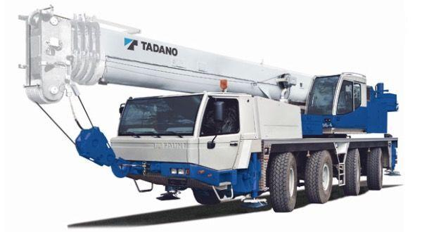 TADANO Faun ATF65G-4 Kranwagen