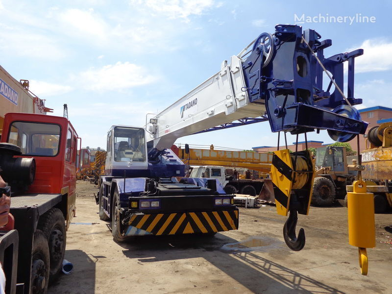 TADANO TR250M(rough terrain crane) Kranwagen