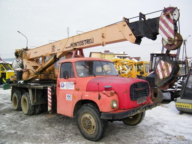 BUMAR GŁOGÓW auf chassis TATRA T 148 Samojezdny Kranwagen