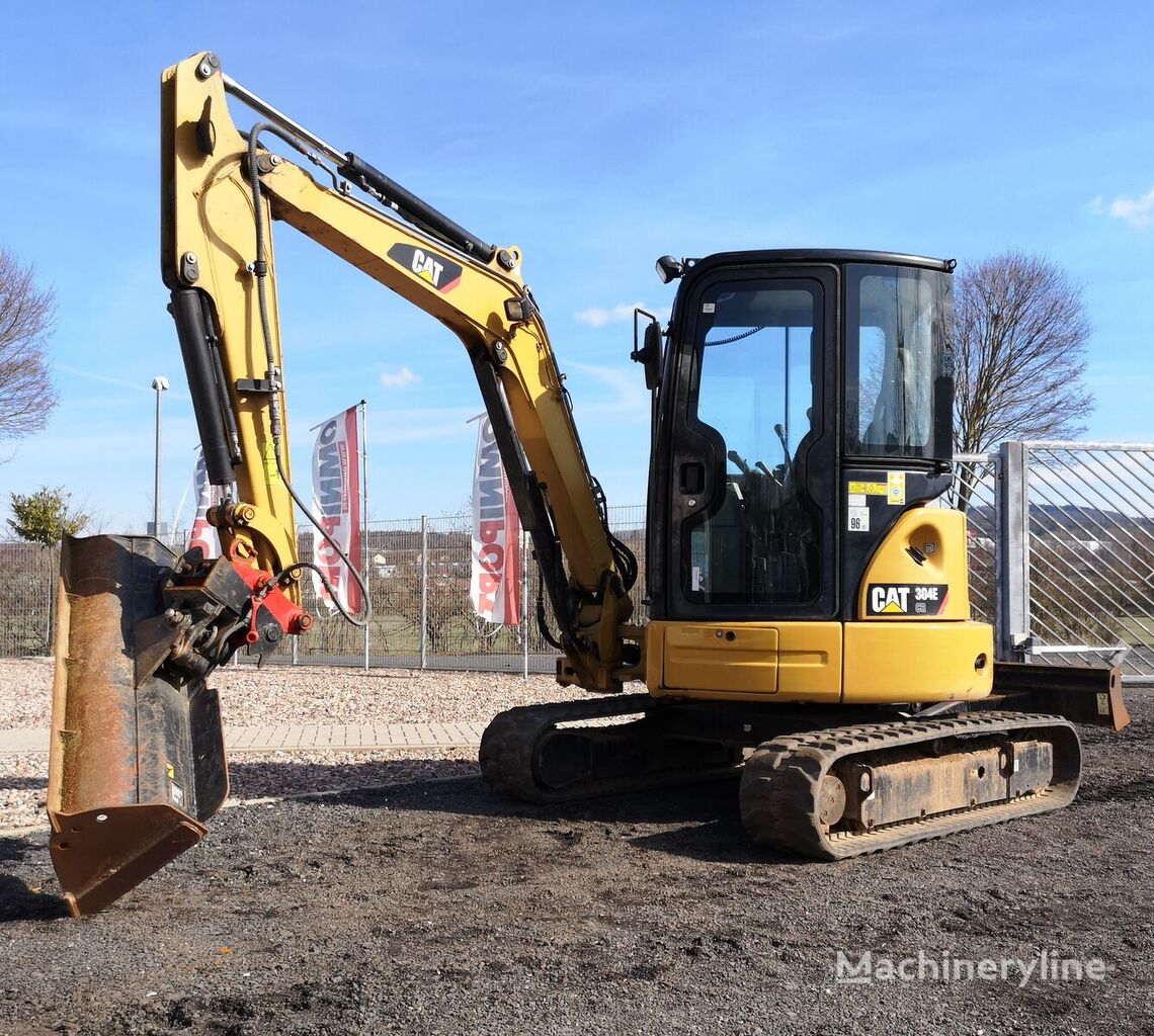 CATERPILLAR 304E CR +like new+ GER 2017 1200h. Minibagger