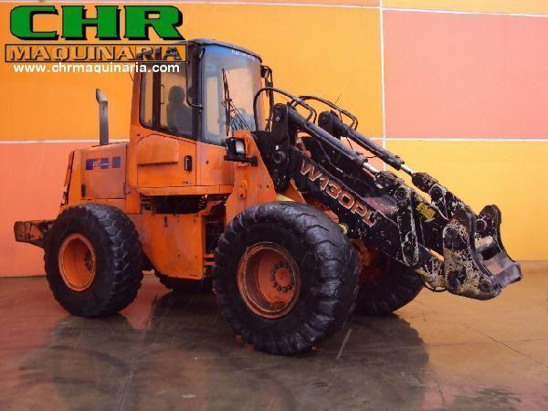 FIAT-HITACHI W130PL Radlader