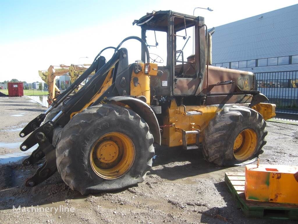 defekte JCB 426S Agri For parts Radlader