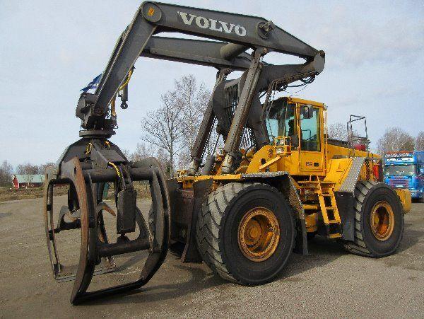 VOLVO L180D HL Radlader für Ersatzteile